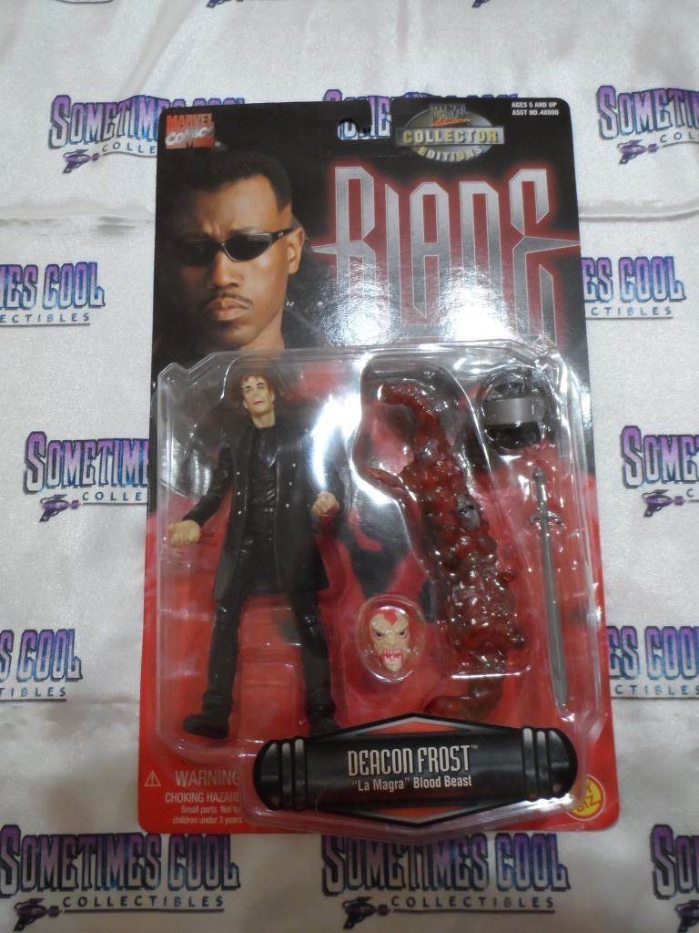 Blade Action Figure : Deacon Frost