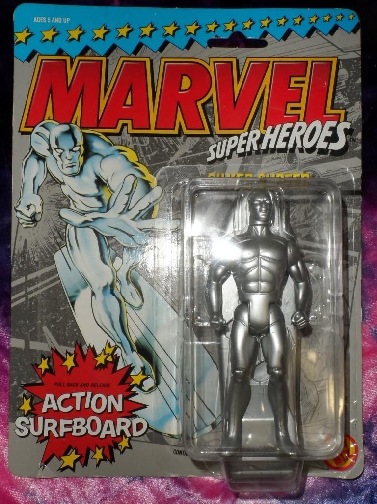 Marvel Superheroes - Silver Surfer Action Figure