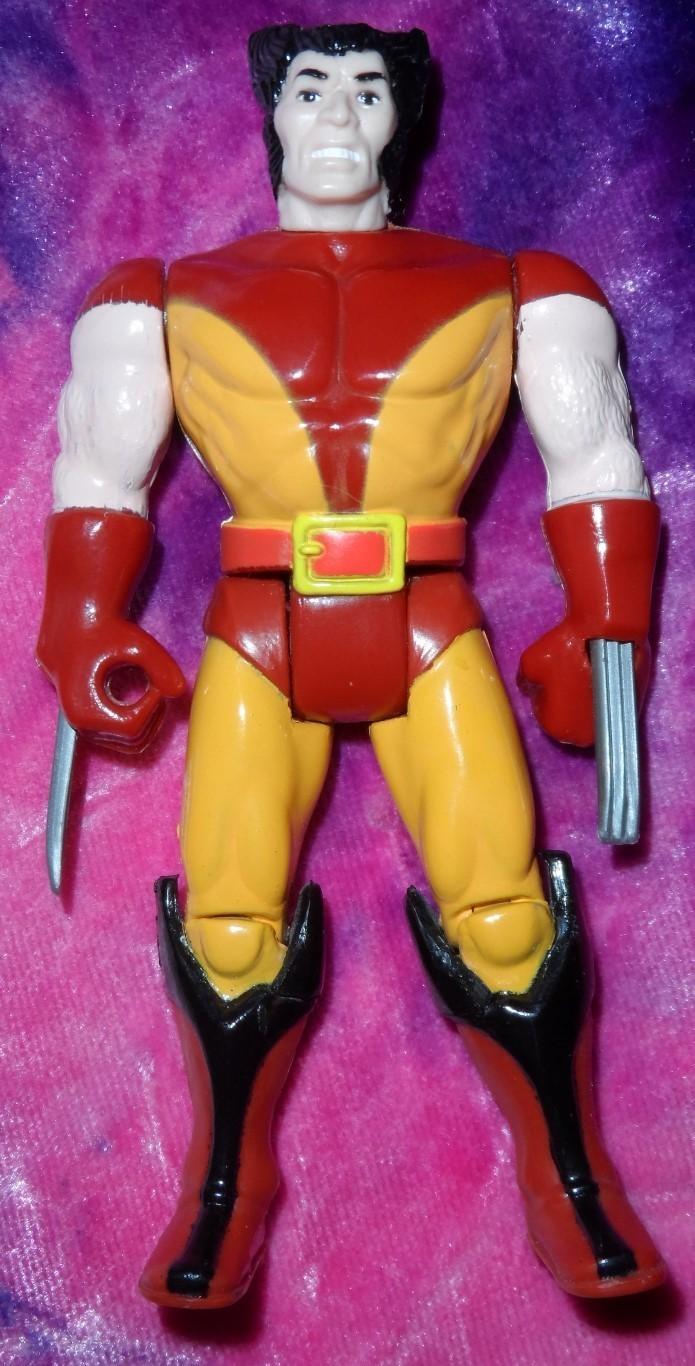 Marvel Superheroes - Wolverine (Loose)