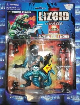 Lizoid : Humanoids vs. Lizoid Action Figure