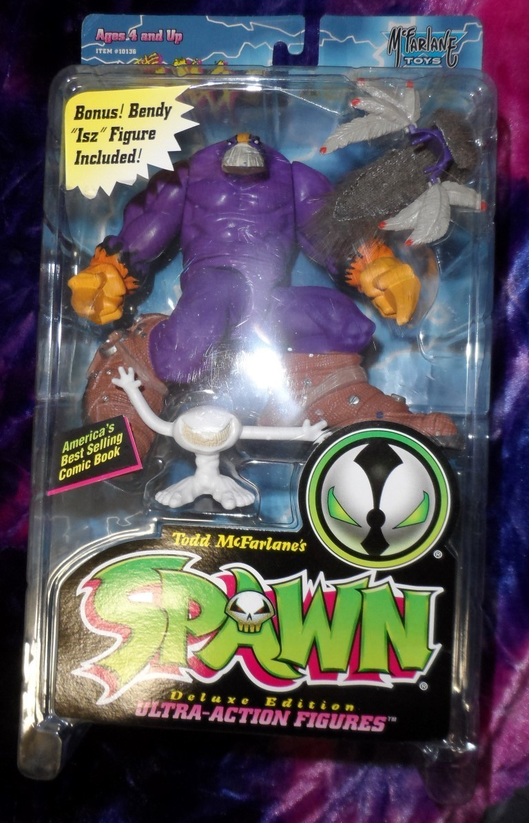 Spawn Action Figure : The Maxx