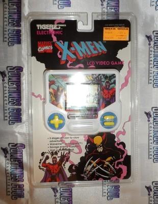 X-Men LCD Handheld Video Game