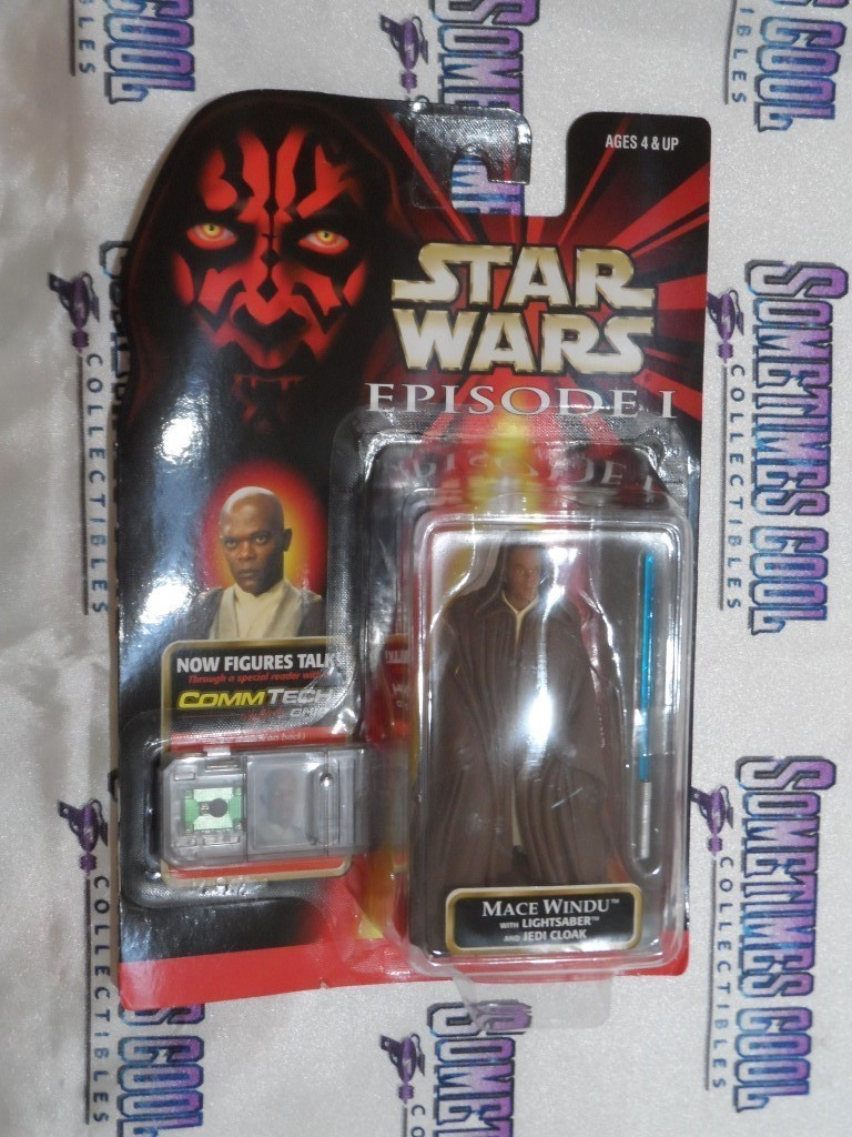 Star Wars Episode One : Mace Windu