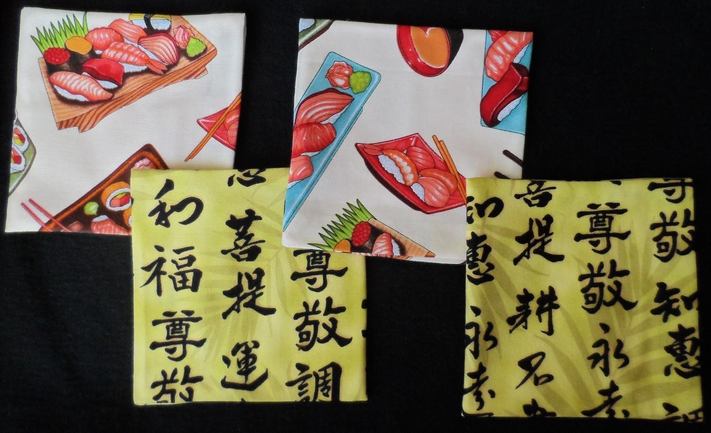 Coasters/Trivets - Sushi