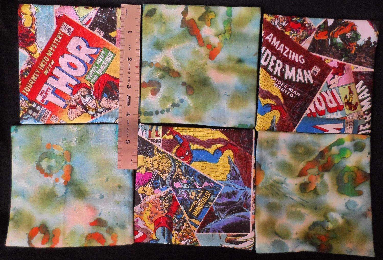 Coasters/Trivets - MARVEL Madness!