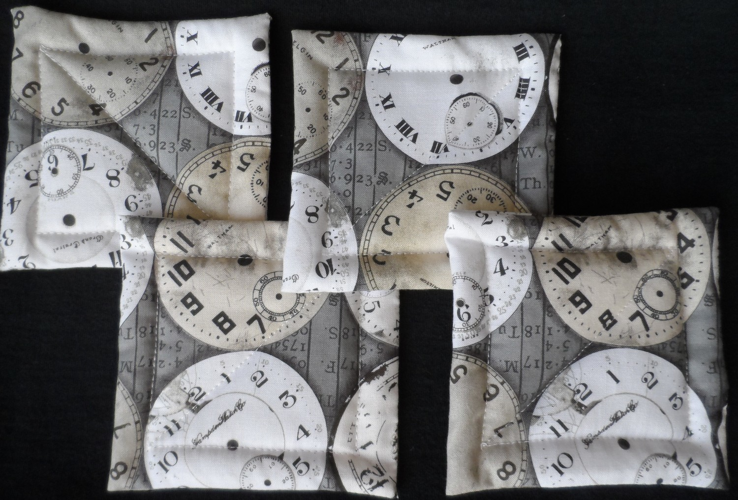 Coasters/Trivets - Watch Faces