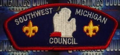 Council Patch :  Southwest Michigan Council Michigan
