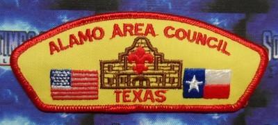 Council Patch : Alamo Area Council Texas