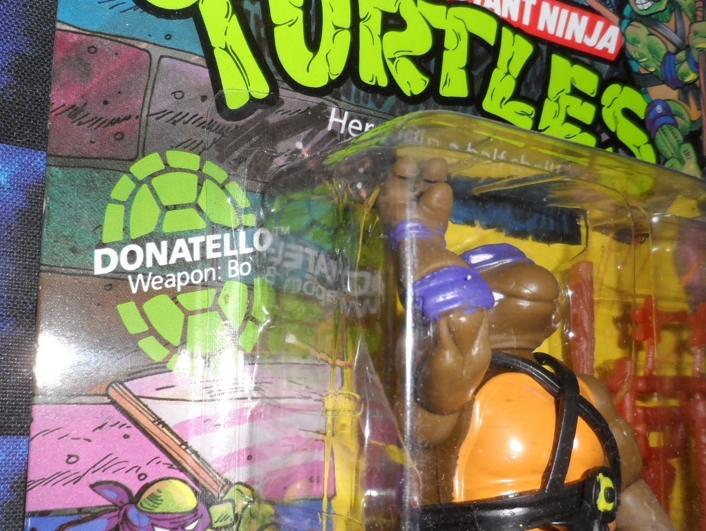 Teenage Mutant Ninja Turtles : Donatello Action Figure