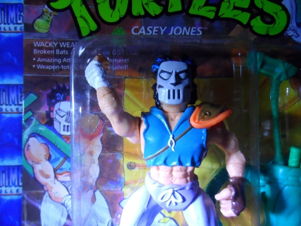 Teenage Mutant Ninja Turtles : Casey Jones Action Figure