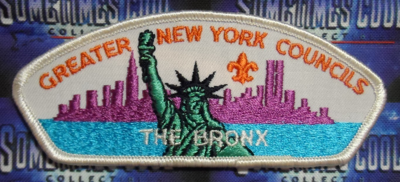 Council Patch : Greater New York Councils The Bronx
