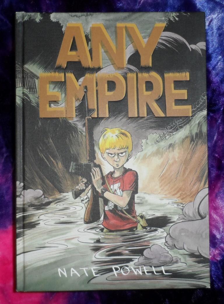 Any Empire - HardCover