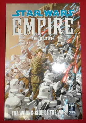 Star Wars : Empire Volume 7 -The Wrong Side of the War