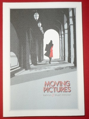 Moving Pictures Graphic Novel