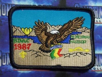 Webeloree Patch : 1987 Hemingway Harbor: BDAC