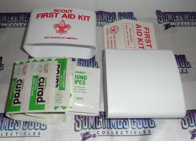 BSA Scout First Aid Kit -1980's version