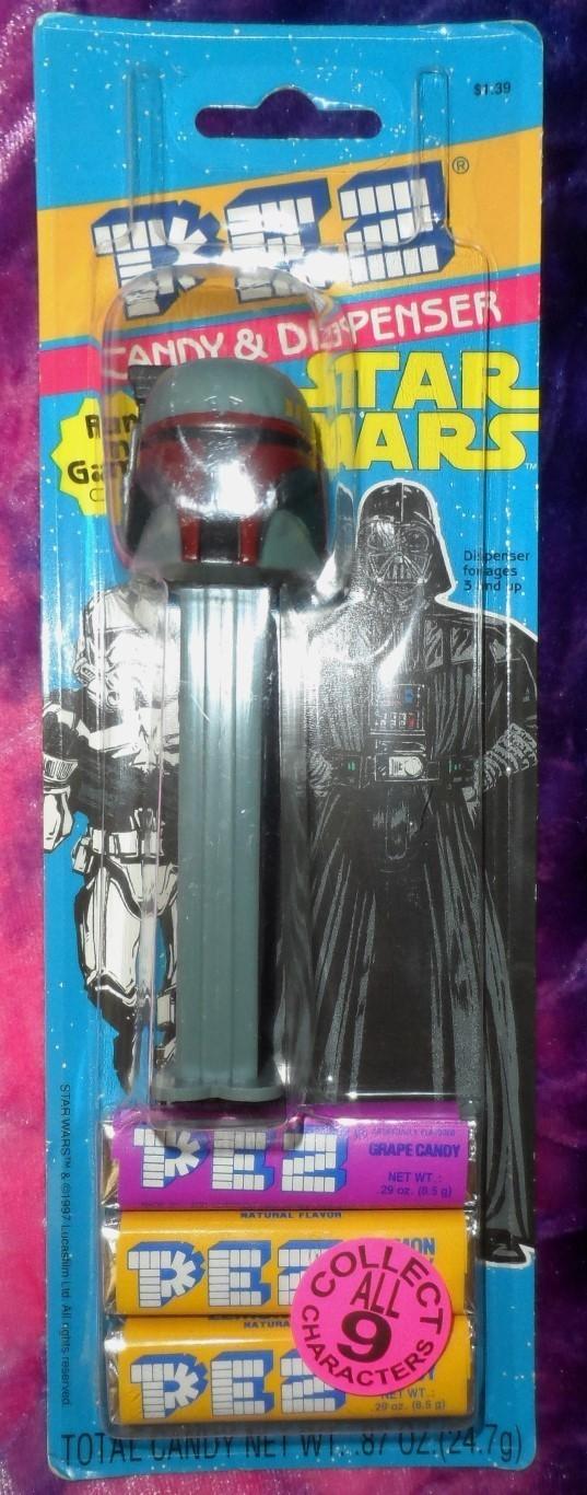 Star Wars - Boba Fett Pez