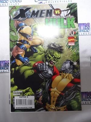 X-Men vs. Hulk (2009) One Shot