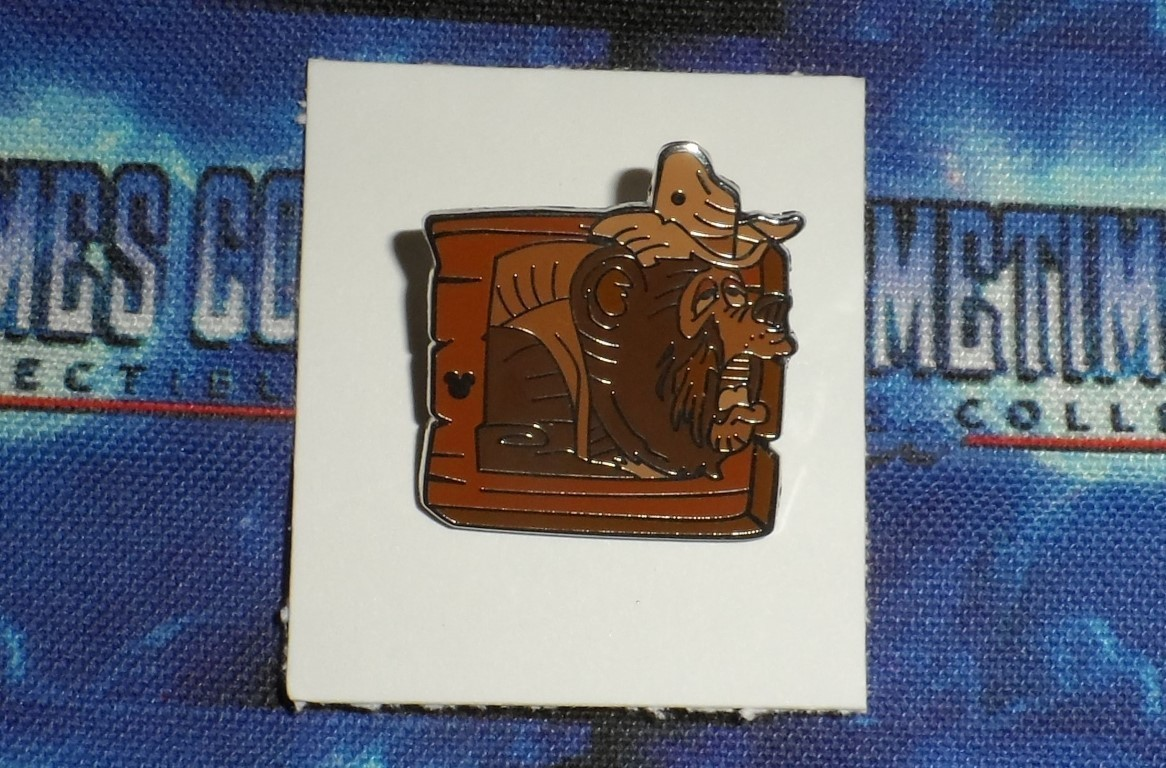 2010 Disney Hidden Mickey/Completer Pin: Big Al