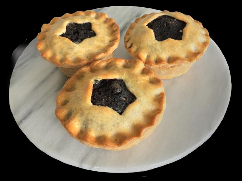 Gourmet Pork and Black Pudding - Dozen