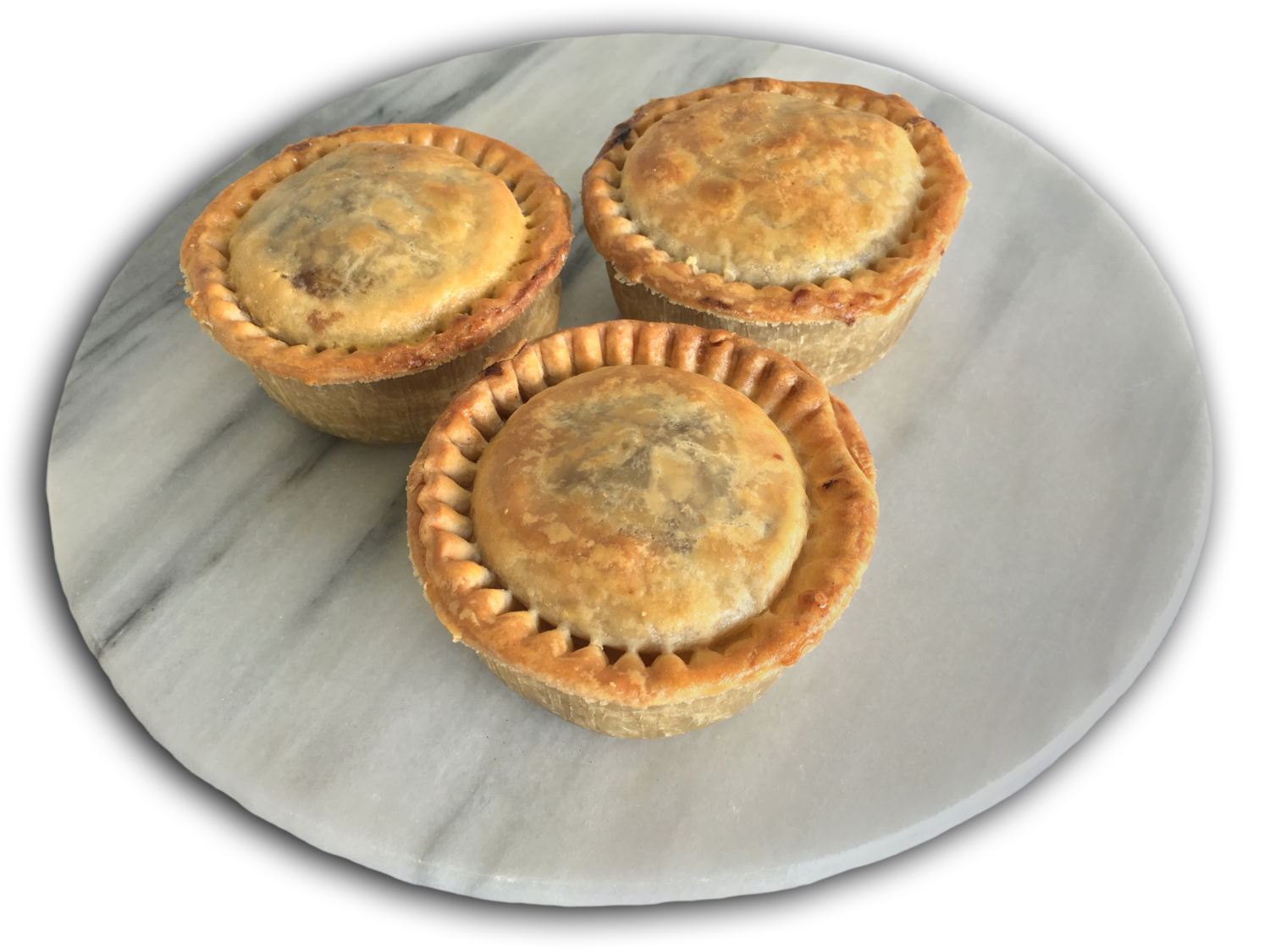 Speciality Steak Pies - Dozen