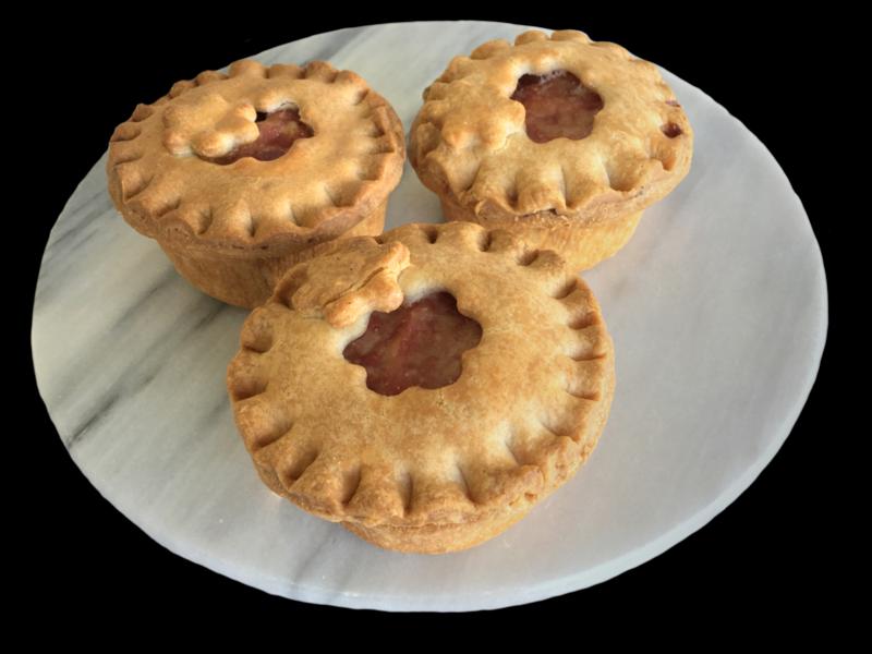 Gourmet Pork Ploughmans  - Dozen