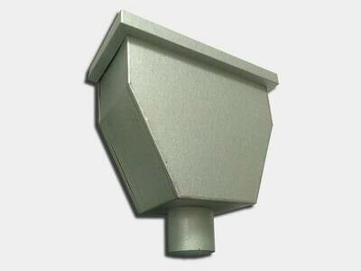 The Commercial Conductor Head | Leader Head - Copper, Aluminum, Steel