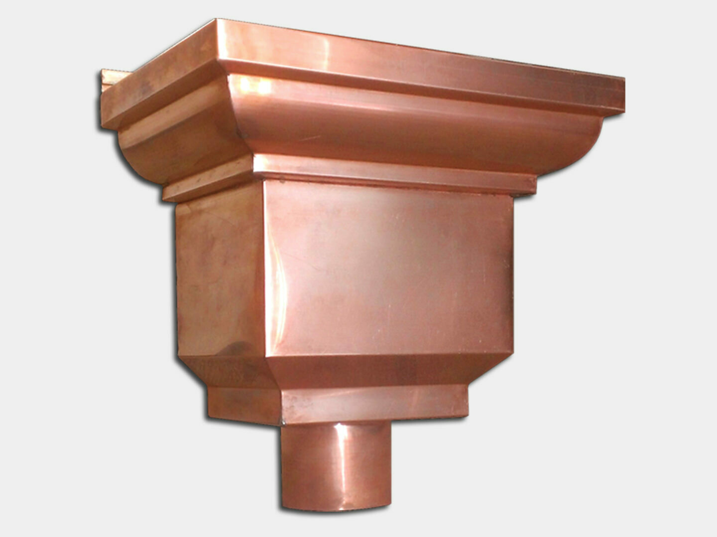The Centurion Conductor Head | Leader Head - Copper, Aluminum, Steel
