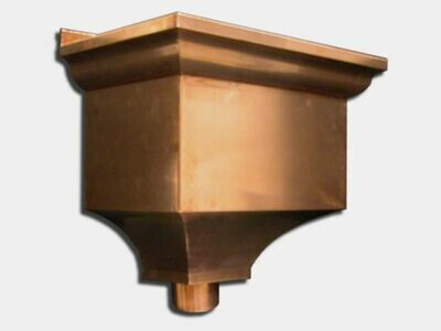The Large Federal Conductor Head | Leader Head - Copper, Aluminum, Steel