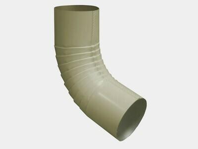 Plain Round Steel Elbow