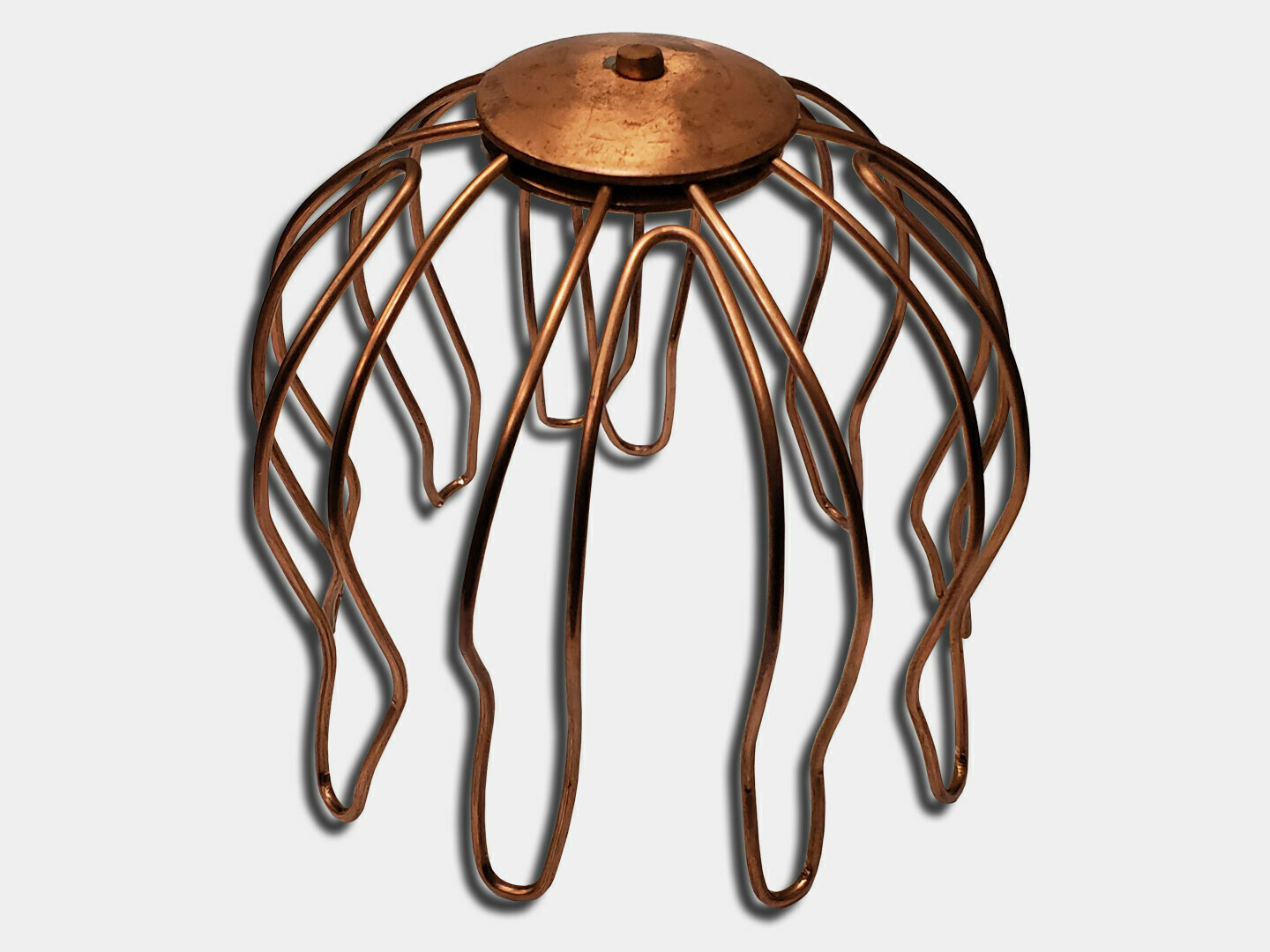 Copper Heavy Duty Wire Strainer