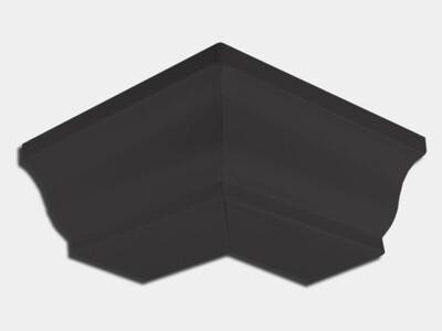 Kynar® Steel K-Style 90 Degree Outside Miter