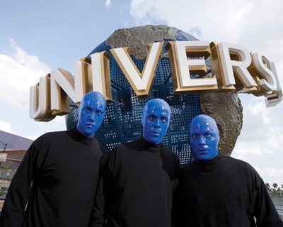 BLUE MAN GROUP TIER 1 & 2 - Age 10 & Up