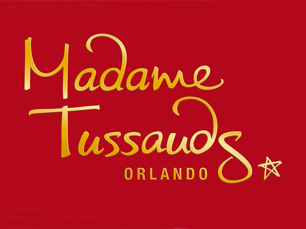 Madame Tussauds Orlando Base Ticket - Age 3-9