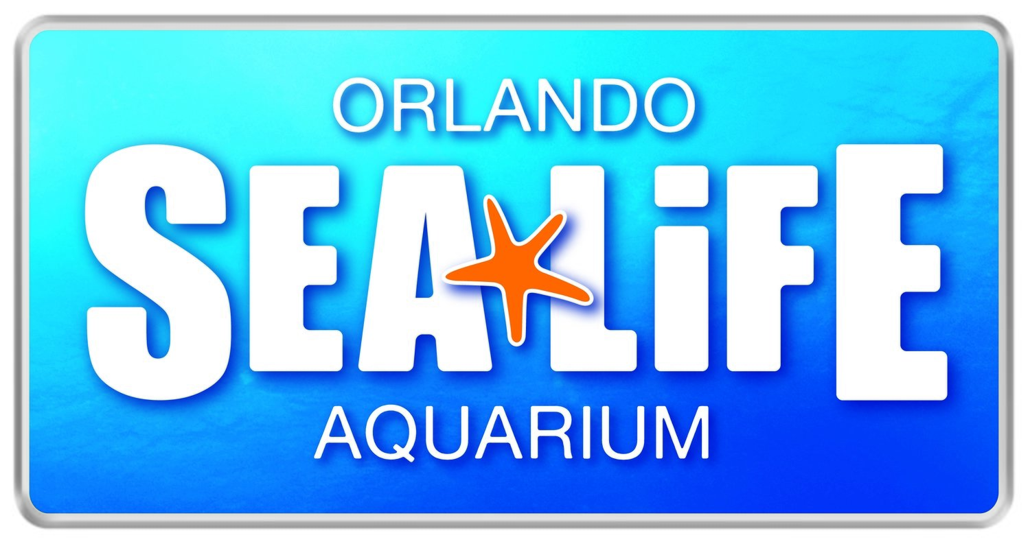 Sea Life Orlando Base Ticket - Age 3-9