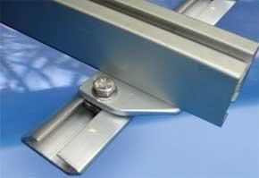 Rail System Cross Bars and Fixing Kit