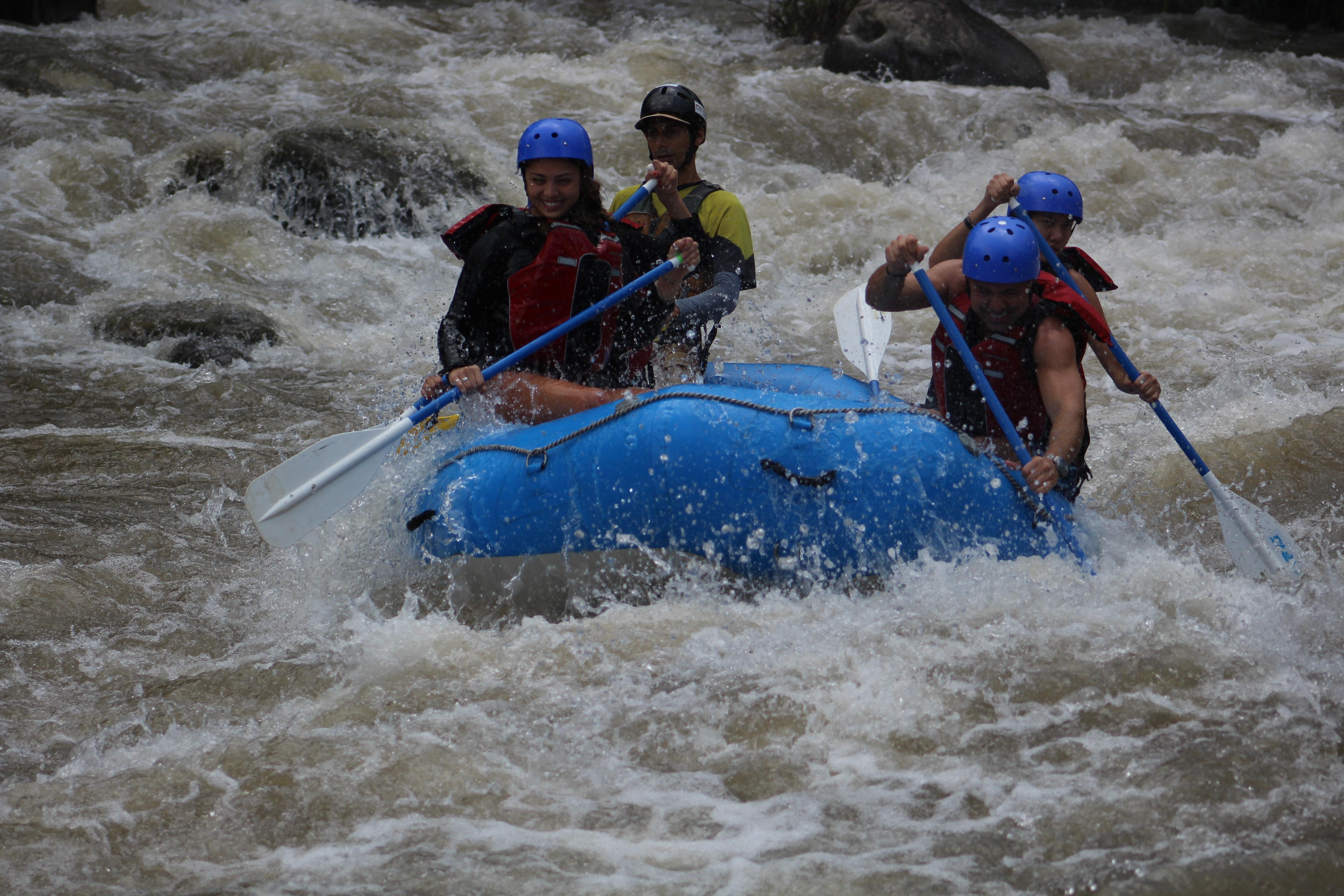 Half Day Rafting - Balsa River II-III 00000