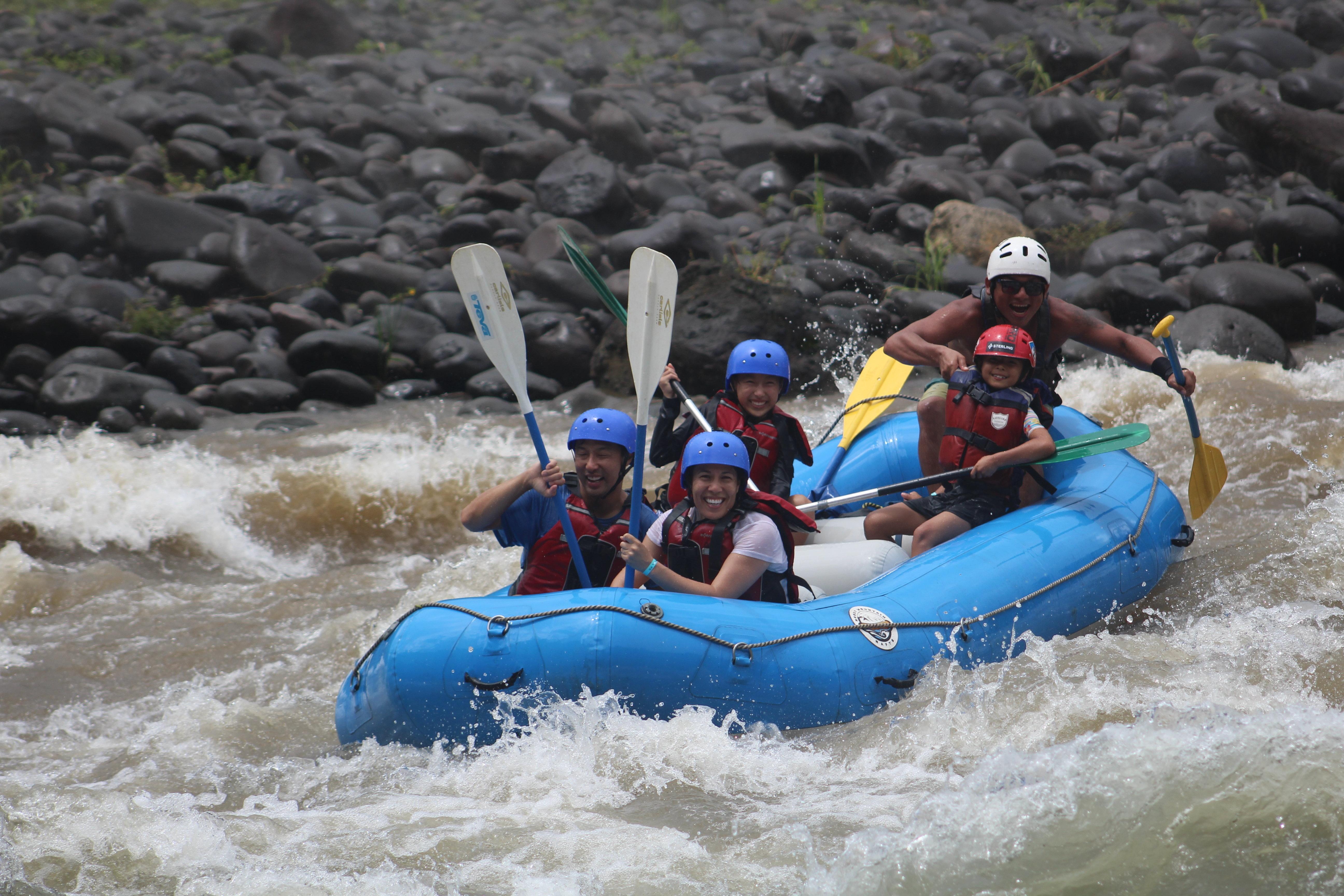 Combo Tour - ATV & Rafting