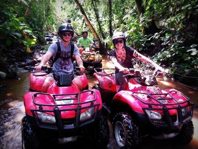 Combo Tour - ATV & Rafting