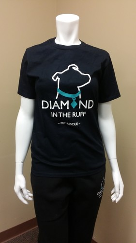 Diamond in the Ruff Tee