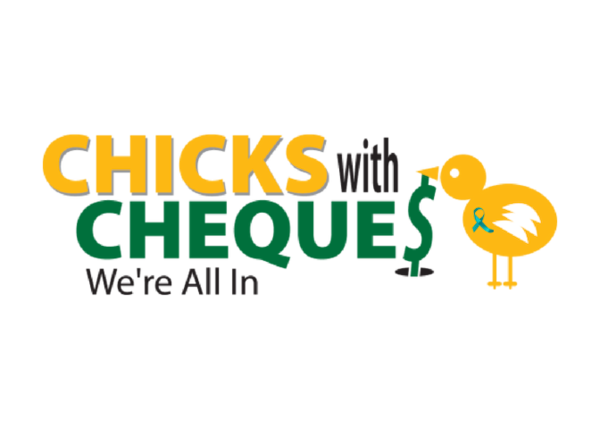 Chicks With Cheques Holiday Shop