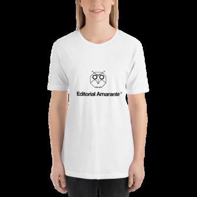Editorial Amarante: Camiseta unisex de manga corta