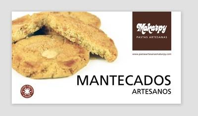 Cajitas de Mantecados Artesanos Makarpy