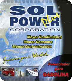SOL Power Plus Gasolina 0,3 L