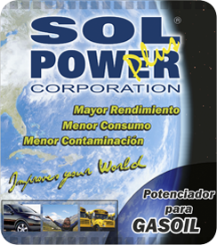 SOL Power Plus Gasóleo 25 L