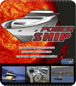 SOL Power Plus - Power Ship 5 L