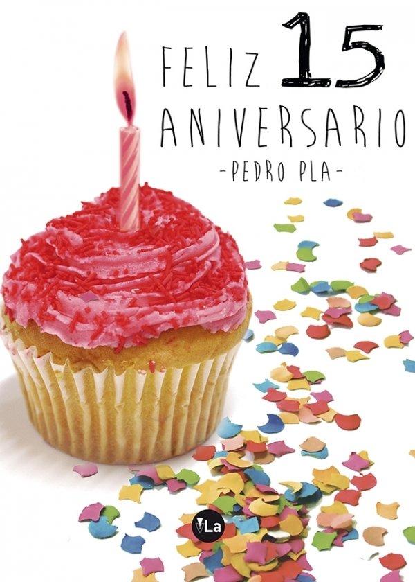Feliz 15 aniversario