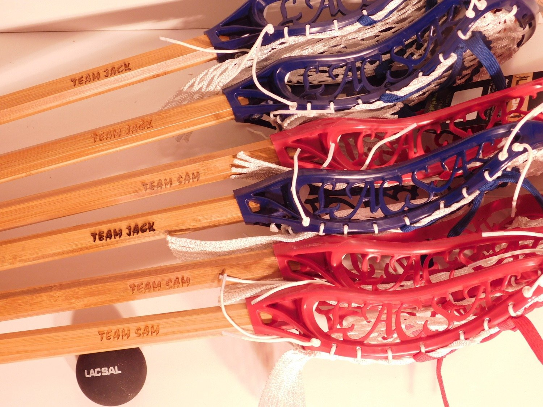 Lacsal Personalized Stick