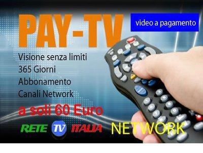 video network abbonamento senza limiti