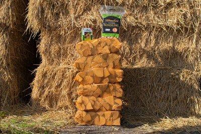 Kiln Dried Hardwood Logs Starter Pack